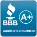 a+ BBB accreditation