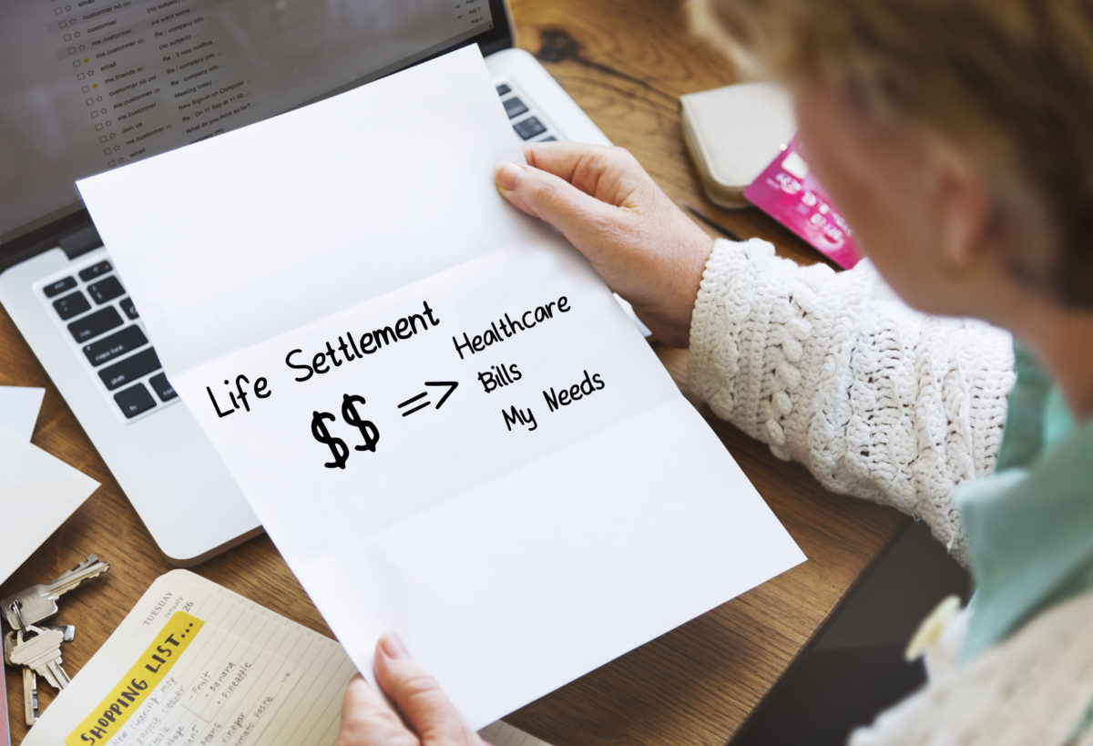 Income from a life settlement can affect your taxes